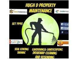 Hugh d Property Maintenance