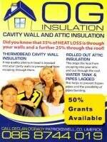 OG Insulation - Insulation, plasterer, Attic/builder