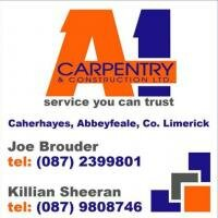 A1 Carpentry & Construction Ltd